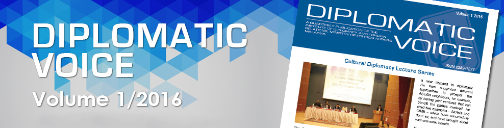 Diplomatic Voice Vol 1 2015