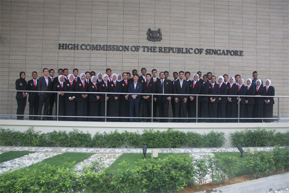Young Diplomats Programme for Johor Student Leaders' Council