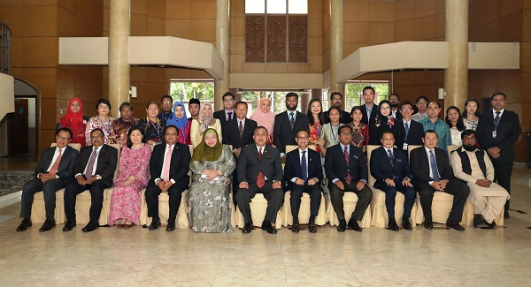 Malaysian Technical Cooperation Programme (MTCP): Management Training Course for Locally Recruited Staff 2016