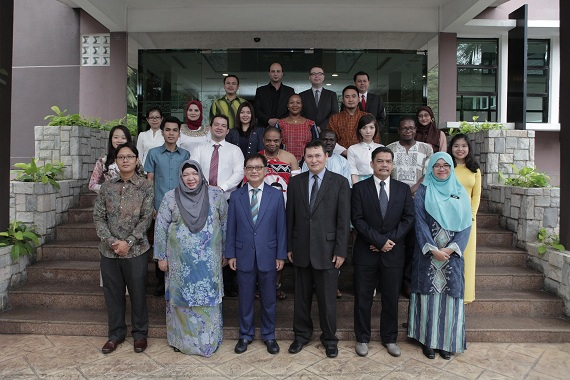 Malaysian Technical Cooperation Programme (MTCP): Crisis Management for International Participants 2016