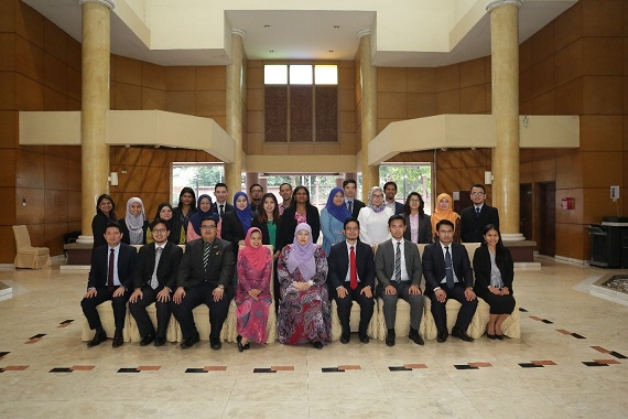 Workshop on Public Diplomacy and Media Skills