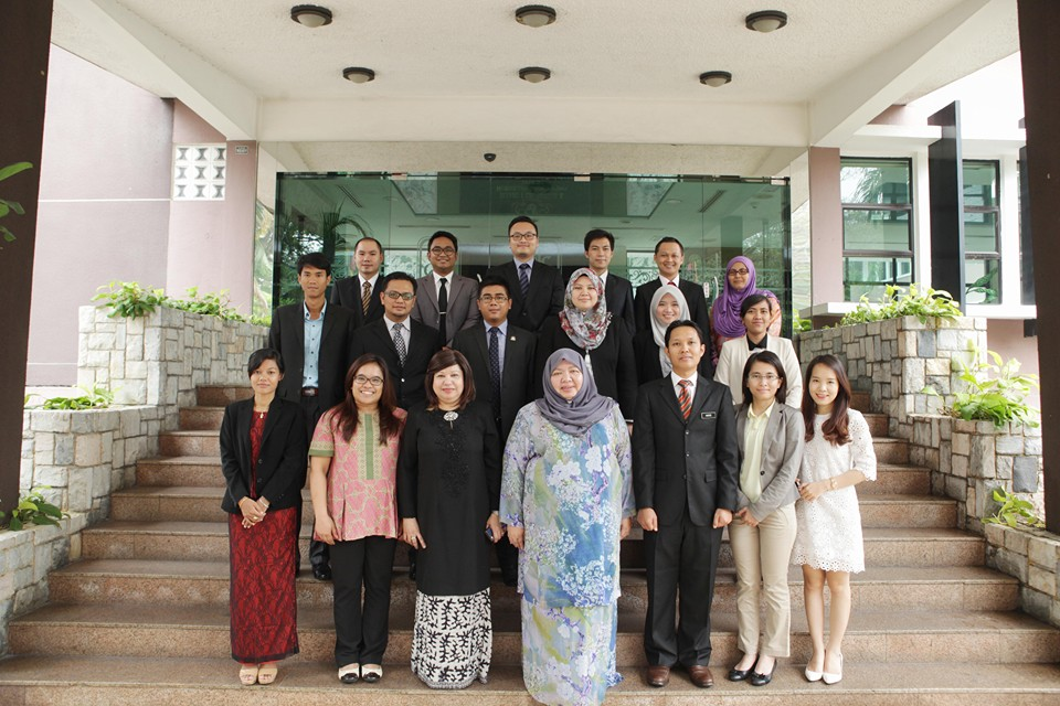 MTCP: Diplomatic Training Course for ASEAN Junior Diplomats 2015