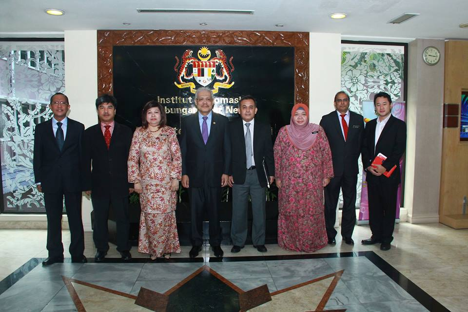 "Economic Diplomacy Series 1/2015 - ""The ASEAN Economic Community (AEC): Making the AEC a Success"""
