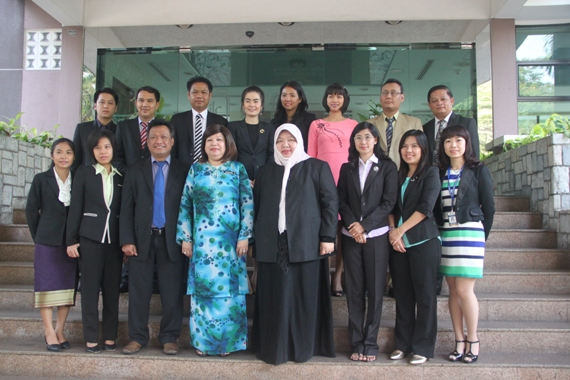 Workshop on Diplomacy and Security for ASEAN Mid-Level Career Diplomats 2015