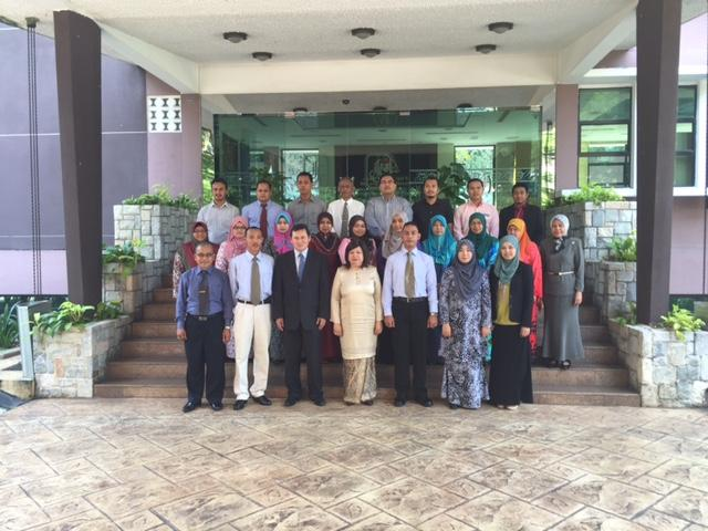 SPKM: Pre-Posting Orientation Course For Home-Based Staff And Spouses 2/2015