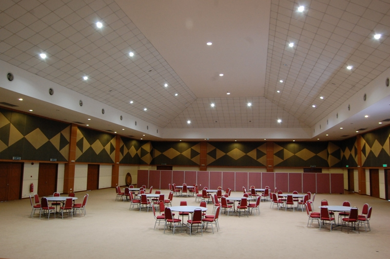 Idfr Multipurpose Hall
